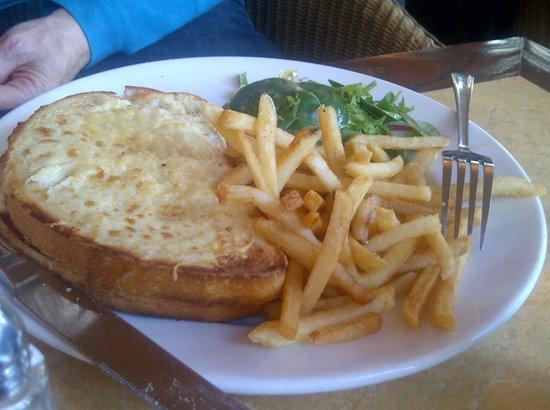 Cafe Rouge - Wimbledon :                   Croque Monsieur