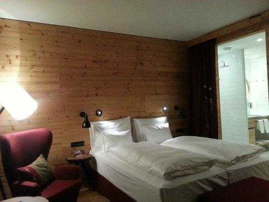 Falkensteiner Hotel Schladming :                   la camera