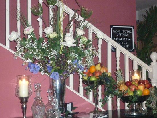 No 14 The Village:                                     Downton Abbey night