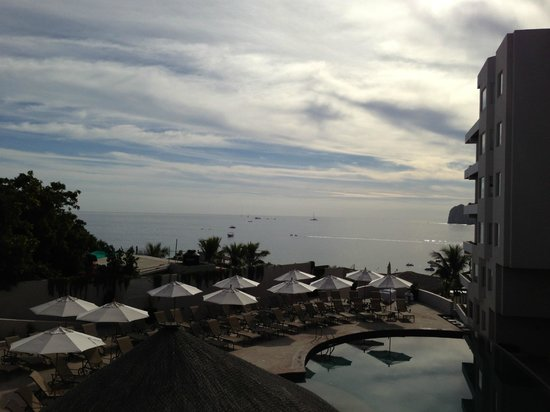 Cabo Villas Beach Resort:                   View
