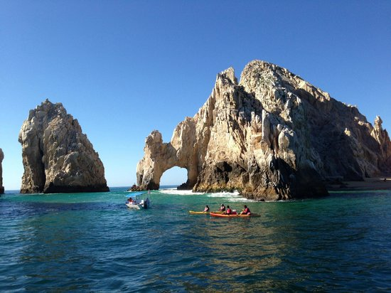 Cabo Villas Beach Resort:                   Arco