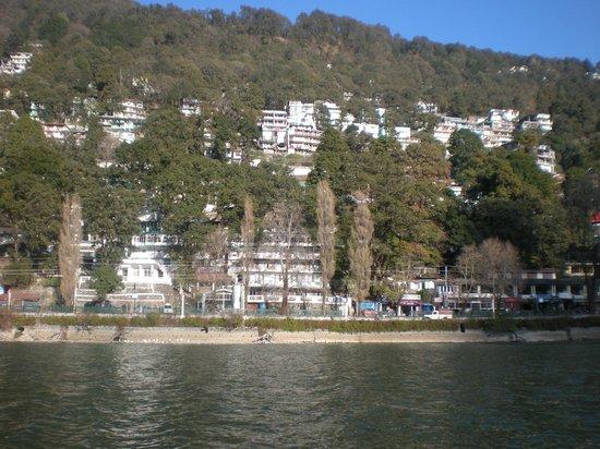 Nainital Hill Station - Bike Rental services :                                     naini lake