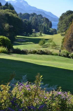 Llao Llao Hotel and Resort Golf Spa:                                     golf course