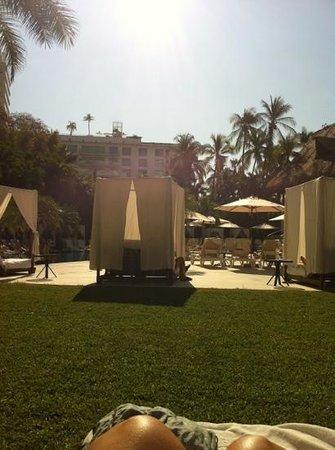 Emporio Acapulco Hotel:                   alberca adultos