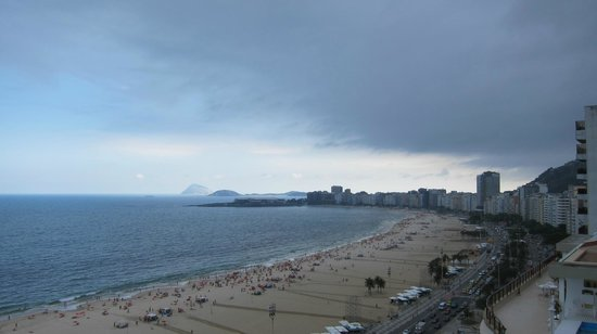 Arena Copacabana Hotel: Copacabana