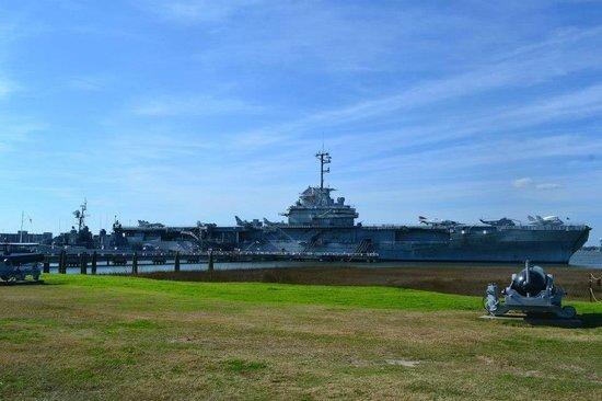 Patriots Point Naval & Maritime Museum: USS Yorktown