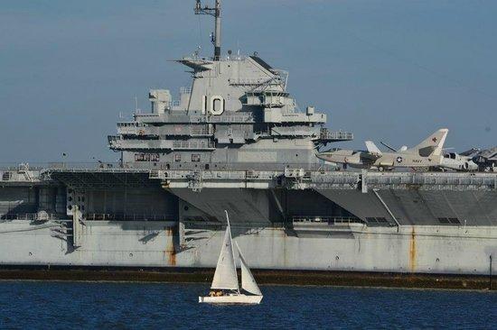 Patriots Point Naval & Maritime Museum照片