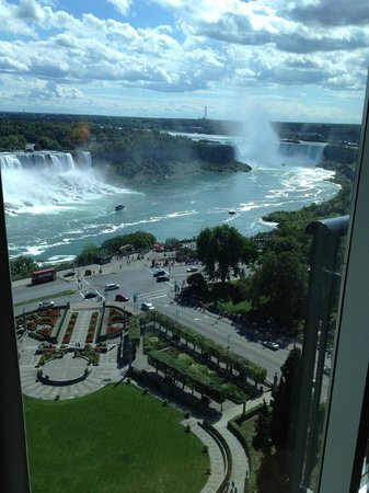 Sheraton on the Falls: Another view from hotel