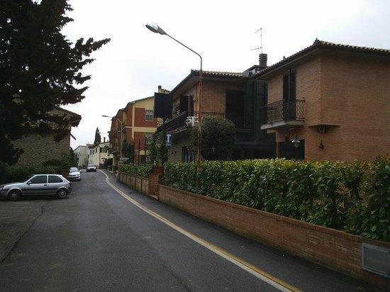 Hotel Ristorante da Graziano: Hotel