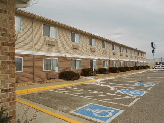 Baymont Inn & Suites Mankato: Exterior