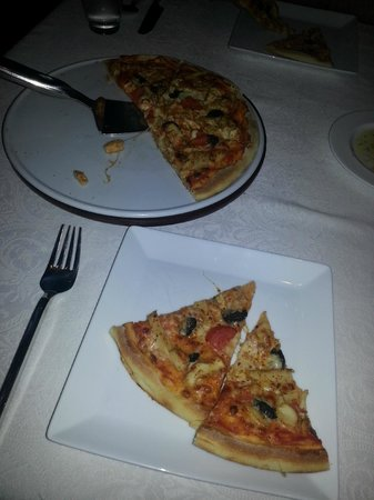 Echo : Pizza