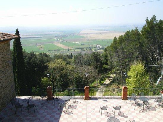 Villa Schiatti: Panorama