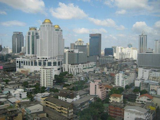 Ramada D MA Bangkok:                   Schöne Aussicht