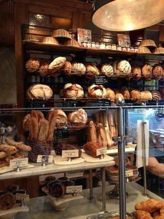 El Paraguas : Los panes