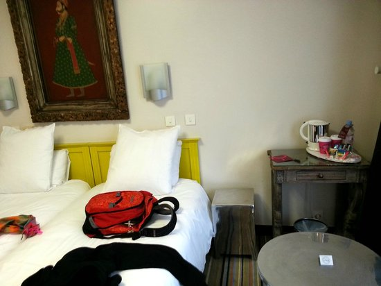 Mercure Paris Bastille Saint Antoine: chambre