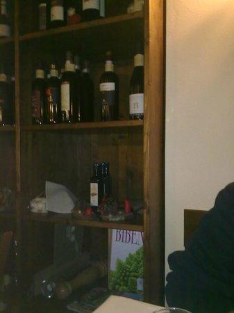 L'Antico Casale: un po' di vini