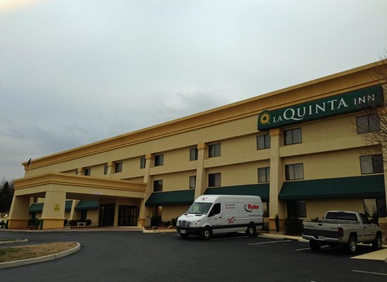 La Quinta Inn Roanoke Salem : An Overview of the Motel