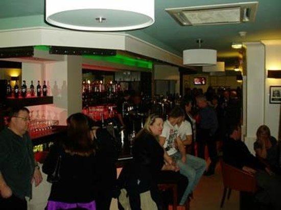 Hanover Hotel:                   Bar