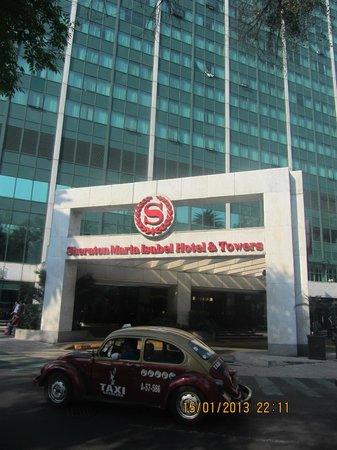 Sheraton Mexico City Maria Isabel Hotel: Außenansicht