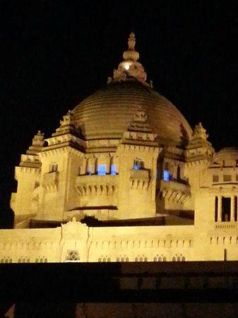 Umaid Bhawan Palace Jodhpur : The Grand Dome