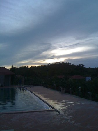 Memoria Palace & Resort:                   View from the pool