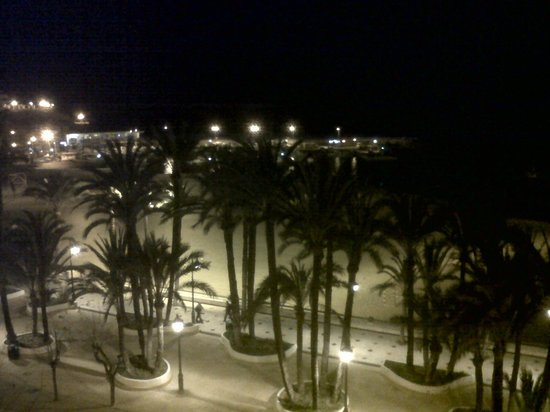 Esmeralda Beach Hotel: view