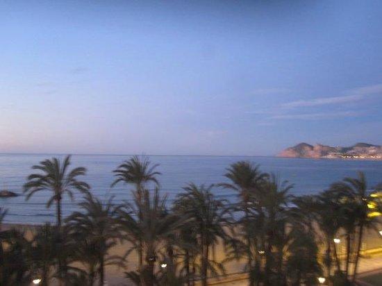 Esmeralda Beach Hotel: view from my room 3rd floor