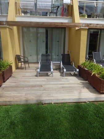 Protur Sa Coma Playa Hotel & Spa: TERRAZA