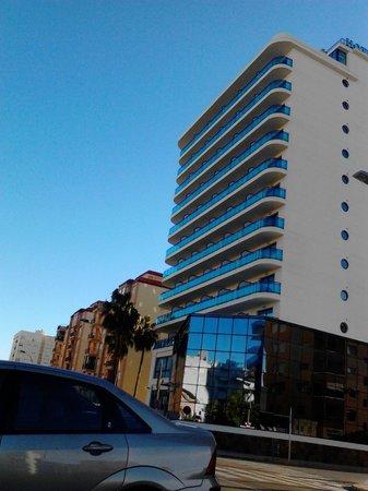 Hotel Cibeles Playa:                   .