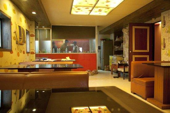 Hotel VIP Continental:                   Breakfast room