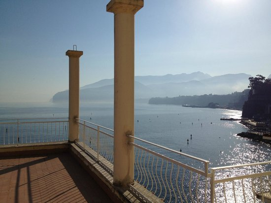 Hotel Admiral Sorrento: Amazing views