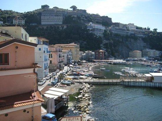 Hotel Admiral Sorrento: Grande Marina