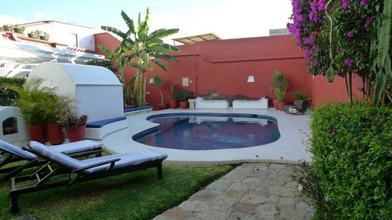 Casa Oaxaca: Swimming pool