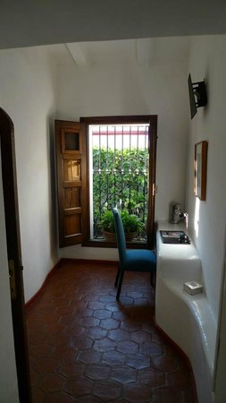 Casa Oaxaca: Study
