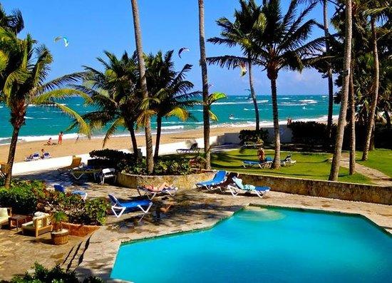 Hotel Kite Beach: Kite Beach Hotel.