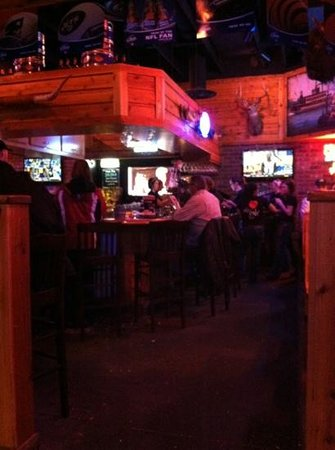 Texas Roadhouse:                                     View of Bar