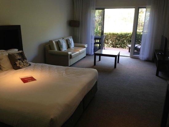 Mercure Gerringong Resort:                                     Very nice updated room