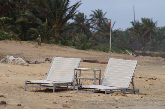 Sivory Punta Cana Boutique Hotel:                   Plage de l hotel