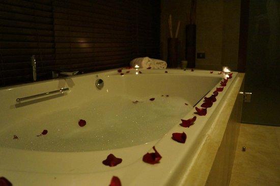 Sivory Punta Cana Boutique Hotel:                   Attention particulière dans la salle de bains