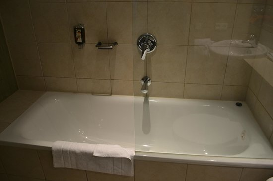 Adina Apartment Hotel Copenhagen : Particolare bagno