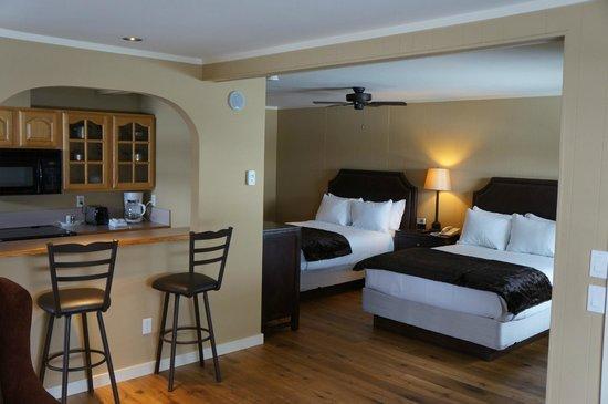 The Nordic Inn: Signature Mountain Suite