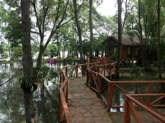 Chachoengsao, Thailand:                   This was our villa. Villa #3. We loved the experience!
