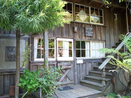 Deetjen's Big Sur Inn:                   The 13th Room