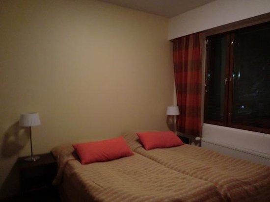 Lapland Hotel Riekonlinna:                   ベッドルーム