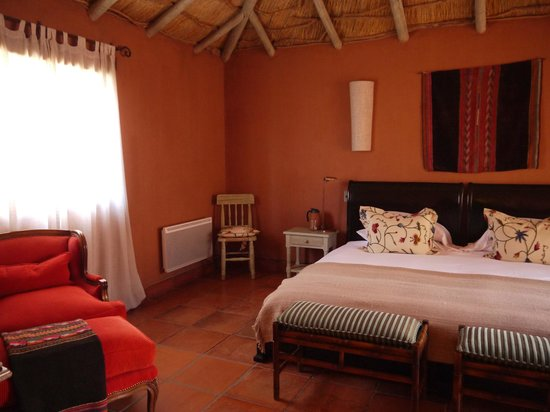 Awasi Atacama - Relais & Chateaux: Zimmer