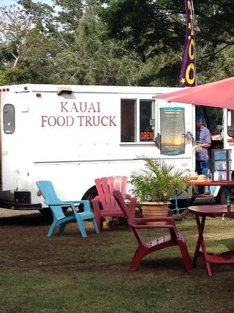 Kauai Food Truck : Great food here, come and join us for a great breakfast!