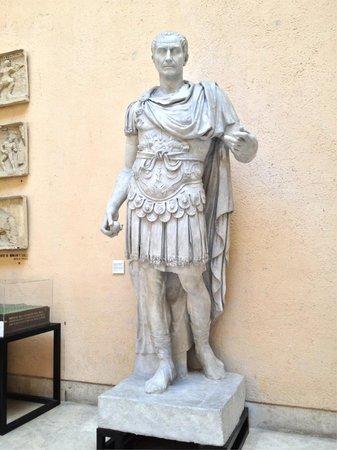 Museo della Civilta Romana:                   Museum replica