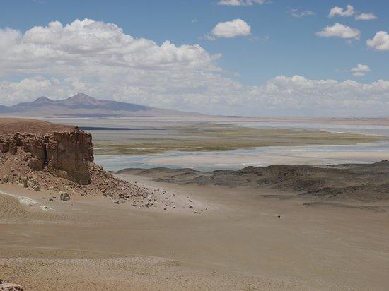 Awasi Atacama - Relais & Chateaux: Salar de Tara
