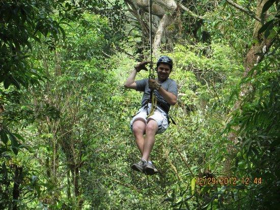 Panama Outdoor Adventures:                                     Group member 4