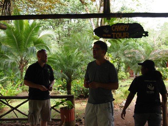 Panama Outdoor Adventures:                                     Group member 3